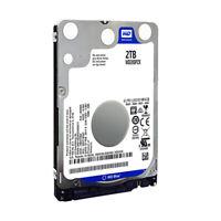 """Western Digital WD 2TB 2.5"""" PS4 Hard Drive SATA III 6.0Gb/s 128MB Cache WD20SPZX"""