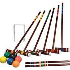 Franklin Sports Intermediate 6 Player Croquet Set W
