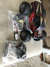 Rc Car RTR Brushless 1/10 .Includes Battery And Charger.