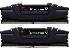 G.SKILL Ripjaws V Series 32GB (2 x 16GB) 288-Pin DDR4 SDRAM DDR4 3600 (PC4 28800