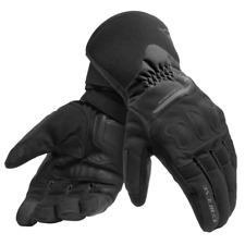 Dainese X-Tourer D-Dry Waterproof Motorbike Gloves Black