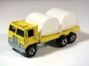 HOT WHEELS Made in FRANCE Cargo Lift Truck BW VHTF