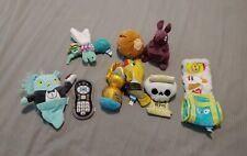 (Lot of 9) BARK BOX Dog Toys Squeaker Crinkle Plush - SANITIZED EUC