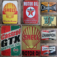 30x20cm Metal Tin Sign Poster Plaque Bar Pub Vintage Retro Home Club Wall Decor