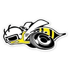"Super Bee car styling emblem vynil car sticker   -4 Pack  3"""