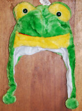 Frog Plush-Critter Animal Hat