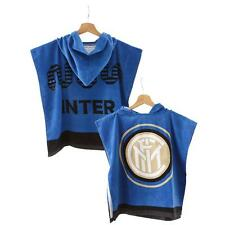 Accappatoio Poncho F.C. Inter Ufficiale per bambino Spugna - taglia unica P089