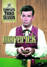 Maverick - Maverick: The Complete Third Season [New DVD] Manufactured On Demand,