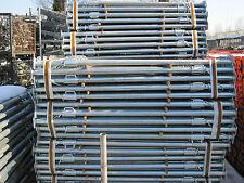 Deckenstützen/Baustützen/Stahlrohrstützen/Drehstreifen/Sprieße/Verzinkt/2,0-3,6m