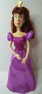 Anastasia Cinderella's Wicked Stepsister Doll Disney Store Original Dress Shoes