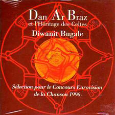 CD Single EUROVISION 1996 France : Ar Braz Dan Diwanit 3 TITRES