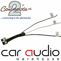 Connects2 CTCHINAHULEAD Stereo Steering Wheel Volume Controls Stalk Patch Lead