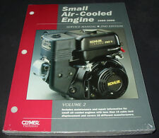 Clymer Service Manual Small Air Cooled Engine 1990 - 2000 Reparaturanleitung!