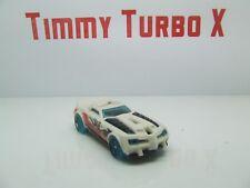 Hot Wheels bárbaro 2014 in (approx. 5115.56 cm) Blanco Mattel Tailandia 75 mm de largo x