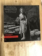 Star Wars The Black Series - Luke Skywalker(Jedi Master) Ahch-To Island MIB