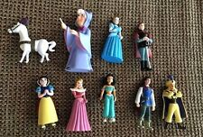 Disney Cinderella Monorail Castle Play Set Replacement Parts Princess Prince Lot