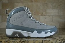 BRAND NEW Nike Air Jordan IX 9 Retro Cool Grey Size 10 2012 302370-015