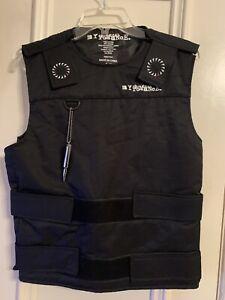 My Chemical Romance Faux BulletProof Vest S M Revenge Venganza Album USB Rare
