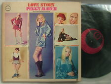 PEGGY MARCH LOVE STORY / WITH PINUP