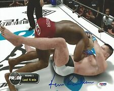 Kevin Randleman Signed UFC 8x10 Photo PSA/DNA COA Pride FC Playstation 2 Game