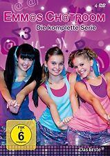Emmas Chatroom - Die komplette Serie 4 DVDs NEU OVP