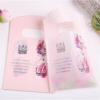 Details about  /Mini Pouch Plastic Bags Gift Party Needs Candies Packaging Bag Storage 50pcs//lot