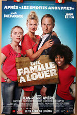B Poelvoorde : V Efira : Une Famille A Louer : POSTER