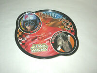 Zac Designs Melamine Poorace Star Wars Plate Anakin Sebulba