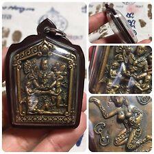 Kun Phaen Mae Takian Kuman Thong Butterfly Thai Amulet Lucky Love charm Attract.
