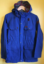 Penfield 60 40 Kasson Mountain Parka Mens Blue Jacket Size Small - Sz S