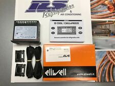 ELIWELL CONTROLLER, ID CHILL n FREEZE, REFRIGERATION CONTROLLER 230V