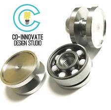 Fidget Spinner Bearing Buttons for 608 Bearings- Ceramic Hybrid Bearing Included