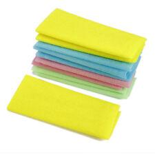 Exfoliate Puff Bath Towel Nylon Wash Cloth Mesh Bath Shower Scrubbing Towel HD