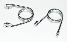 Chrome Harley Chopper Torsion Solo Seat Springs 2""