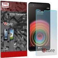 """Pellicola In Vetro Temperato Per LG X Power K220 Xpower Salva Schermo LCD 5,3"""""""