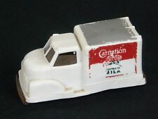 Vintage Carnation Evaporated Milk Toy Delivery Cargo Truck Van 1950's