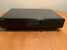 Sony Mds-Je320 MiniDisc Player Recorder (No Remote, Tested, Working)