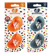 paquete de 2 jalea vientre mandarina y arándano mini ventilación 3d gel paquete