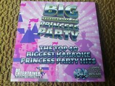 Big Karaoke Hits Of Princess Party 2xCD 40 Songs Mr Entertainer
