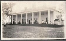 VINTAGE PHOTOGRAPH 1920S GEORGE WASHINGTON MANSION MT. VERNON VIRGINIA OLD PHOTO