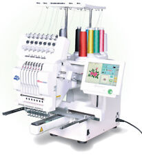 Industrial Embroidery Machine Happy Japan HCH - 701 Professional