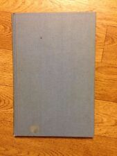 Lectures On Experimental Gerontology F. Verzar M.D. 1963 Hard Back Book On Aging