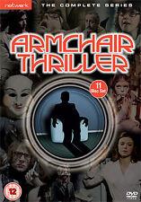 ARMCHAIR THRILLER – THE COMPLETE SERIES - DVD - REGION 2 UK