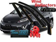 Ford Fiesta  2008 - 2015  5.doors Wind deflectors 4.pc  HEKO  15287