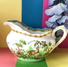 "Vintage 1941+ Royal Albert Bone China ""Chelsea Bird"" Tea Set Milk Jug, Cream Jug"