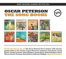 The Song Books (Box-Set) von Oscar Trio Peterson (2017)