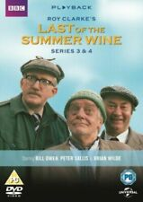 Last of the Summer Wine - Series 3 & 4 [DVD]  NEW SEALED