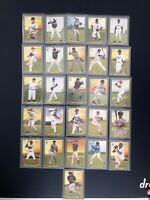 2020 Topps Baseball Series 2 Turkey Red Prominent Players 26 Card Lot