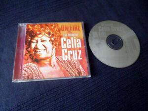 CD Celia Cruz - 20 Best Of Greatet Hits Essential Collection QUEEN OF SALSA Cuba