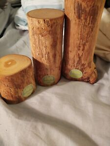 TEAK333 HOME DECOR by Vance Kitira/Wood Pedestals